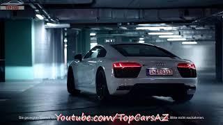 [Top Cars]: 2018 Audi R8 V10 RWS Coupé World Premiere - Official Video