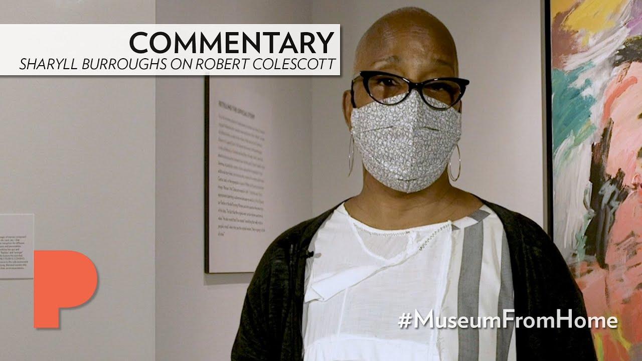 Commentary: Sharyll Burroughs on Robert Colescott