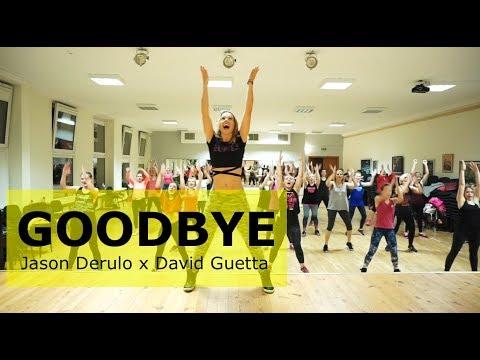 ZUMBA (Cooldown) - GOODBYE By Jason Derulo X David Guetta (Feat.  Nicky Minaj & Willy William)