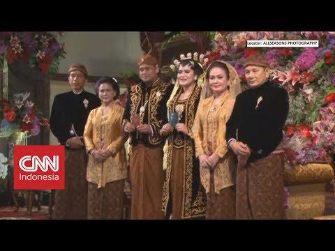 FULL - Pernikahan Kahiyang Ayu - Bobby; Presiden Jokowi Mantu