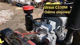 Ursus C330M - Budowa odmy olejowej