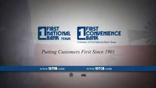 First National Bank Texas & First Convenience Bank