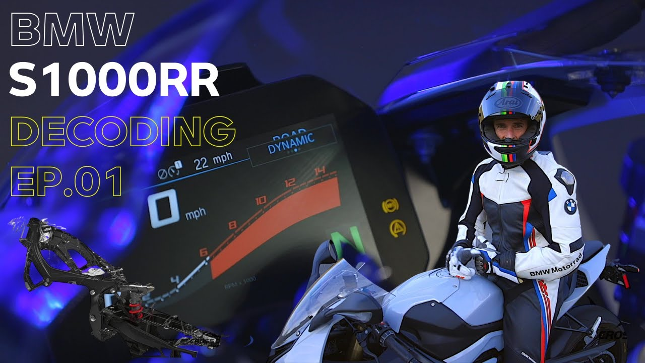 Download STEVE WEIR DECODES THE NEW BMW S1000RR