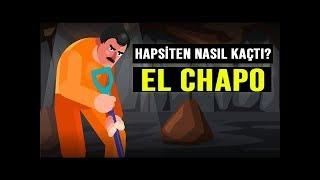 Tarihin En Garip Hapisten Kaçma Olayı - Mafya Babası El Chapo Nasıl Başardı ?