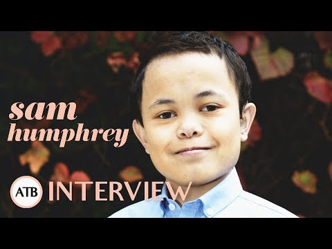 SAM HUMPHREY's Acting Idol is One of His THE GREATEST SHOWMAN Co-Stars!