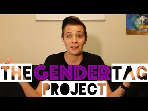 The Gender Tag Project (Explanation) | Ashley Wylde