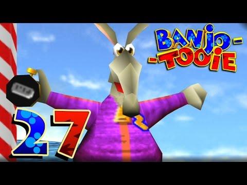 Banjo-Tooie HD - Part 27 - Cloud Cuckoo Land