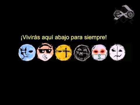 Hollywood Undead Been To Hell Subtitulado Español