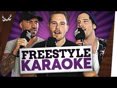 Anal-Bleaching & Ed Sheeran | FREESTYLE KARAOKE (mit 2Bough)