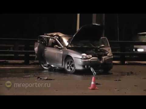 В ДТП на Киевском шоссе пострадал один человек