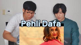 We are Mesmerized by Ileana😍 | Atif Aslam | 'Pehli Dafa' Reaction by Koreans