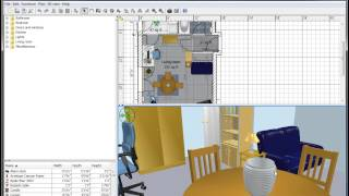 Sweet Home 3d - Draw 2d And 3d House Plans  Free Software