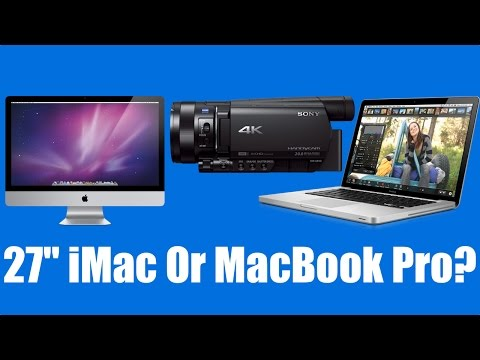 Q&A | iMac or MacBook Pro Retina for 4K Video?