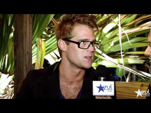 Basshunter Interview with Azul TV 2011