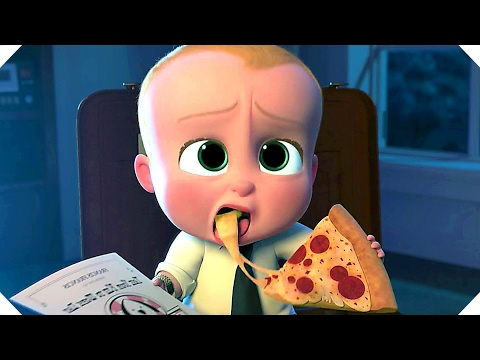 "THE BOSS BABY - ""I LOVE YOU"" - Trailer + Movie Clip (Animation, 2017)"