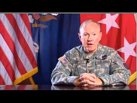 Gen Dempseys remarks for the Army Operational Knowledge Management Conference
