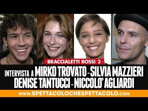 BRACCIALETTI ROSSI 3 | Mirko Trovato - Denise Tantucci-Silvia Mazzieri-Niccolò Agliardi-Nicola Serra