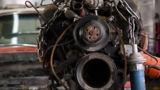 Haynes Project 50: Removing Engine and Transmission