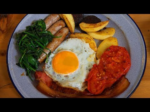English Food Safari | English Cuisine
