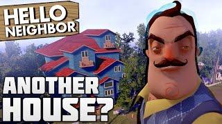 NEIGHBOR HAS ANOTHER HOUSE?! | Hello Neighbor Gameplay (NEW UPDATE)