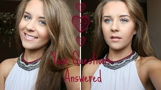 Your Questions Answered | Faobeauty Thumbnail