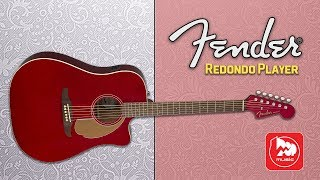FENDER Redondo Player - ??????????????? ? ?????? ?? ?????????????