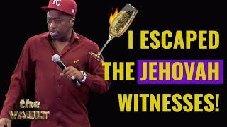 Eddie Griffin on Jehovah Witnesses and the Benefits of Polygamy. | Standup Comedy From The Vault