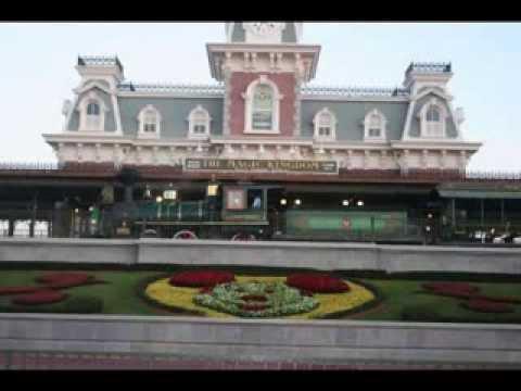 Walt Disney World Magic Kingdom music Loop