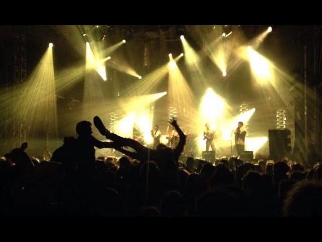 AJATE - Nimbambuson live @ Les Trans Musicales (Rennes, France)