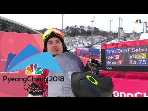 Canada's Sebastien Toutant wins gold in big air