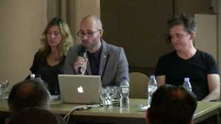 MAPS 2013 - Panel Discussion: Mapping a Global Photography Practice