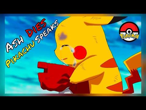 Pikachu speaks -