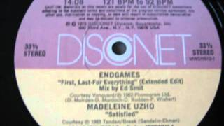 ENDGAMES First Last For Everything Mix by Ed Smit DISCONET.wmv