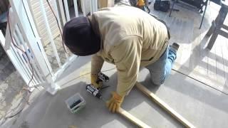 Custom Cedar Gable - Jfs Construction Kitchener Waterloo Cambridge