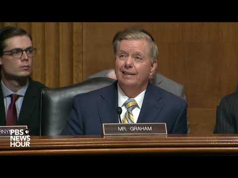Graham on Kavanaugh: 'Never heard a more compelling defense' in my life