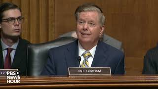 Graham on Kavanaugh: