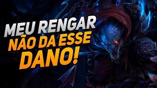 Entenda como esse MONO RENGAR acaba com os PROPLAYERS - League of Legends