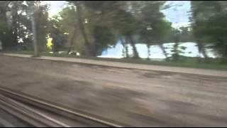 Ремонт трамвайных путей на Открытом шоссе