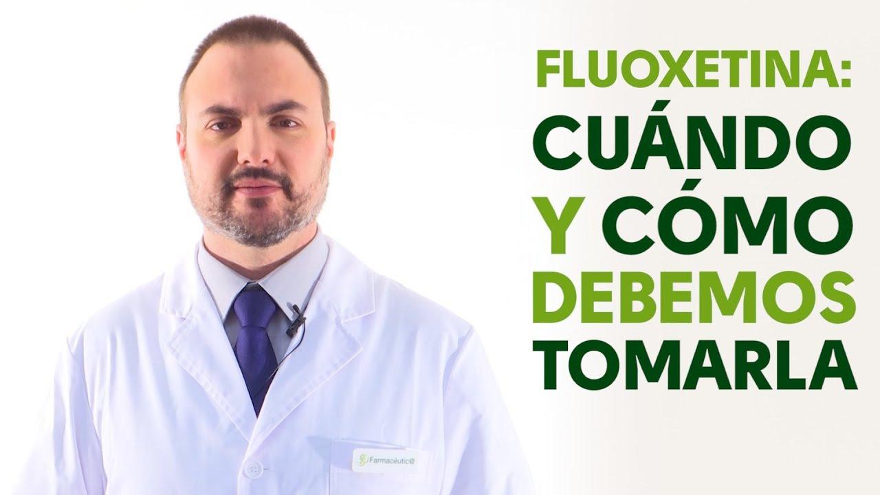 la fluoxetina te quita el apetito