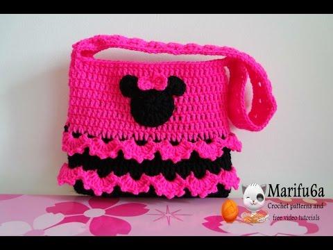 How To Crochet Hello Kitty Bag By Marifu6a Free Pattern Tutorial : how to crochet hello kitty bag by marifu6a free pattern ...