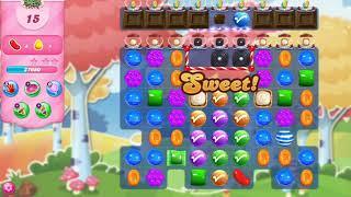 Candy Crush Saga Level 3801 NO BOOSTERS