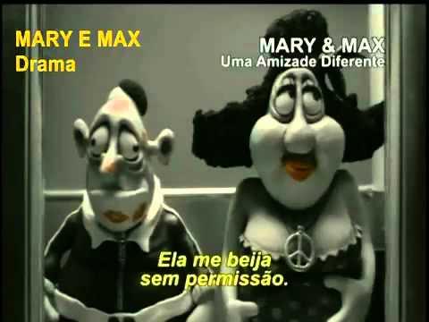 Trailer do filme Mary e Max: Uma Amizade Diferente