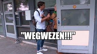 Asielkrakers slaan weer toe: chaos in Amsterdam