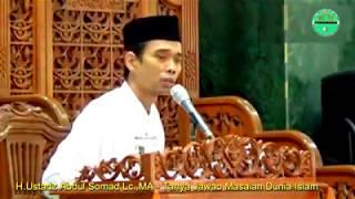 Ustadz Abdul Somad Lc MA - Hukum Lelaki Memakai Cincin Emas