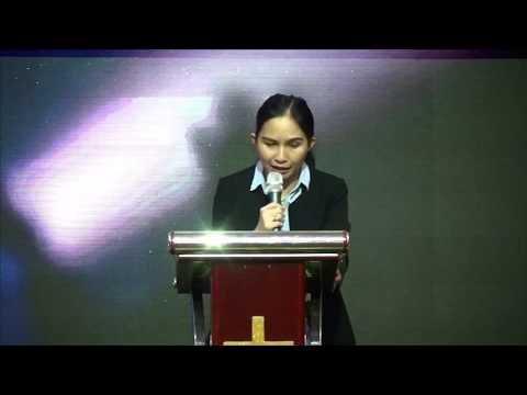 "Khotbah Paskah ONLINE ""Kingdom Vision"" (Pdt.Yasintha Fransiska Kambey, MA)"