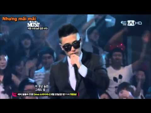 You are the answer to guy like me - Leessang [ Vietsub]