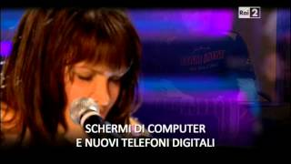 Beth Hart - Mechanical Heart (Queli che il calcio) 2015