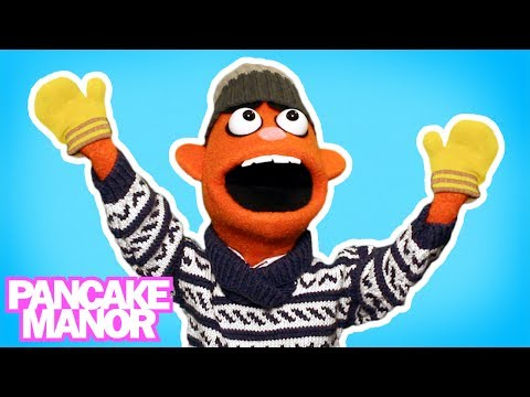 Sweater Song | Song For Kids | Pancake Manor