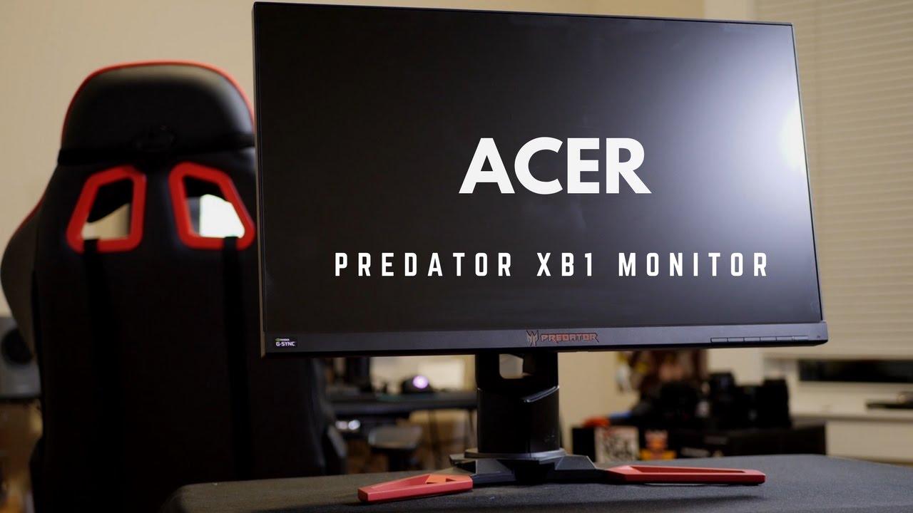 Download Acer Predator XB1 Review [XB271HU]