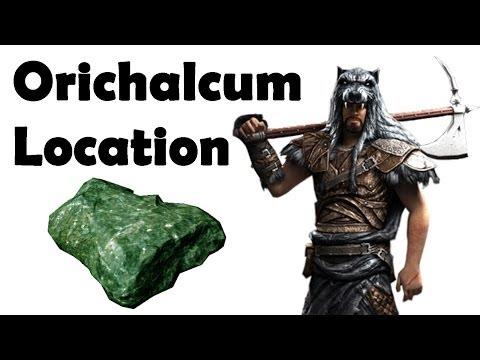 Skyrim: Orichalcum Ore Mine Locations (Mining Guide)